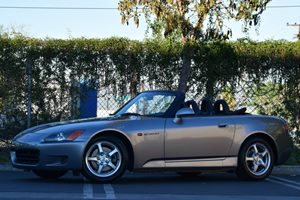 2001 Honda S2000  Carfax 1-Owner - No Accidents  Damage Reported to CARFAX 2-Speed Intermittent