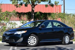 2012 Toyota Camry L Carfax 1-Owner Air Conditioning  AC Audio  Auxiliary Audio Input Audio