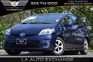 2012 Toyota Prius One Hybrid Carfax 1-Owner - No Accidents  Damage Reported to CARFAX 4-Wheel An