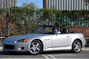 2002 Honda S2000  Carfax Report Air Conditioning  AC AmFm Stereo WCd Player-Inc Remote-Oper