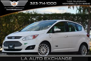 2013 Ford C-Max Energi SEL Carfax 1-Owner - No Accidents  Damage Reported to CARFAX 4 Cylinders