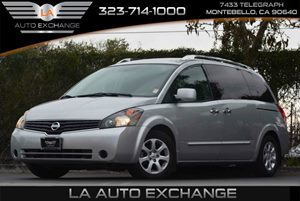 2008 Nissan Quest S Carfax Report - No Accidents  Damage Reported to CARFAX 35L Dohc 24-Valve V