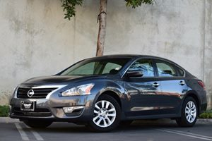 2013 Nissan Altima 25 S Carfax 1-Owner  Brilliant Silver Metallic 17047 Per Month -ON APPRO