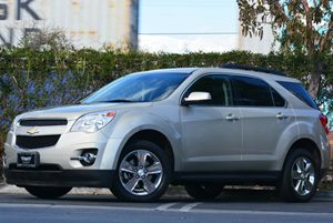 2013 Chevrolet Equinox LT Carfax 1-Owner - No Accidents  Damage Reported to CARFAX Air Condition