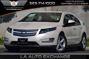2013 Chevrolet Volt  Carfax 1-Owner - No Accidents  Damage Reported to CARFAX Air Conditioning