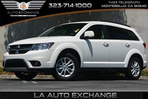 2014 Dodge Journey SXT Carfax 1-Owner - No Accidents  Damage Reported to CARFAX 5 Person Seating