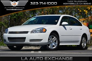 2014 Chevrolet Impala Limited LT Carfax 1-Owner - No Accidents  Damage Reported to CARFAX  Sum