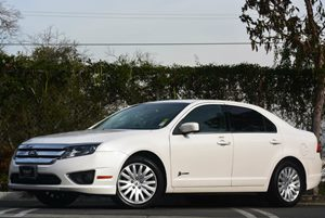 2012 Ford Fusion Hybrid Carfax 1-Owner - No Accidents  Damage Reported to CARFAX 4 Cylinders Au