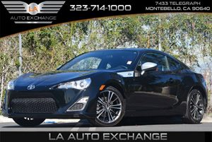 2015 Scion FR-S  Carfax 1-Owner - No Accidents  Damage Reported to CARFAX Airbag Occupancy Senso