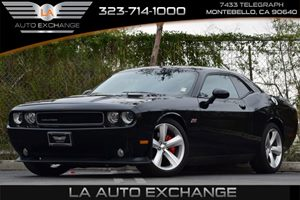 2012 Dodge Challenger SRT8 392 Carfax Report - No Accidents  Damage Reported to CARFAX 12V Pwr O
