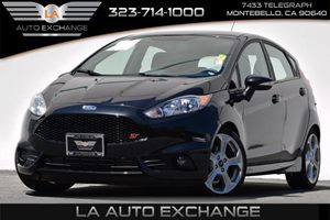 2015 Ford Fiesta ST Carfax 1-Owner Convenience  Adjustable Steering Wheel Convenience  Automat