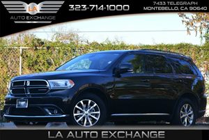 2014 Dodge Durango Limited Carfax 1-Owner Air Conditioning  AC Audio  AmFm Stereo Convenien