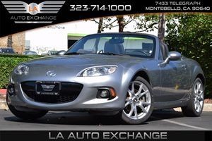 2015 Mazda MX-5 Miata Grand Touring Carfax 1-Owner - No Accidents  Damage Reported to CARFAX Air