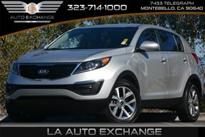 2014 Kia Sportage LX Carfax Report - No Accidents  Damage Reported to CARFAX Audio  Auxiliary A