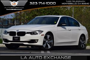 2013 BMW 3 Series ActiveHybrid 3 Carfax 1-Owner - No Accidents  Damage Reported to CARFAX 30-Li