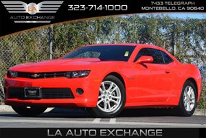 2014 Chevrolet Camaro LS Carfax Report - No Accidents  Damage Reported to CARFAX Audio  Auxilia