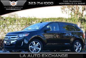 2013 Ford Edge SEL Carfax 1-Owner Air Conditioning  AC Air Conditioning  Multi-Zone AC Audi