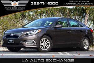 2015 Hyundai Sonata 24L SE Carfax 1-Owner - No Accidents  Damage Reported to CARFAX Audio  Am