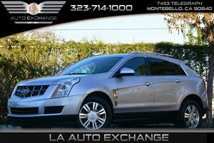 2012 Cadillac SRX 36 Luxury Collection Carfax Report - No Accidents  Damage Reported to CARFAX