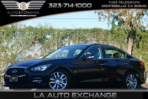2015 Infiniti Q50  Carfax 1-Owner - No Accidents  Damage Reported to CARFAX 150 Amp Alternator