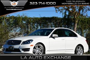 2014 MERCEDES C250 Sport Sedan Carfax Report - No Accidents  Damage Reported to CARFAX Air Condi