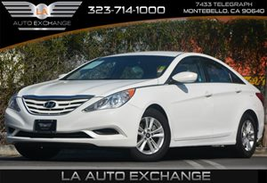 2013 Hyundai Sonata GLS Carfax Report - No Accidents  Damage Reported to CARFAX 3-Point Seatbelt