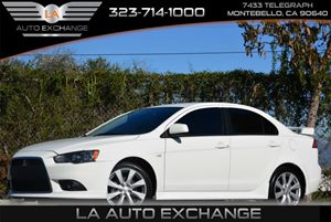 2014 Mitsubishi Lancer GT Carfax 1-Owner - No Accidents  Damage Reported to CARFAX Air Condition