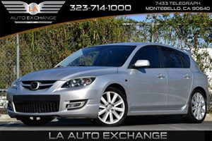 2007 Mazda Mazda3 Mazdaspeed3 Sport Carfax Report 3-Point Seat Belts For All Positions 5-Mph Bum
