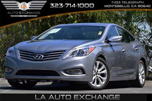 2014 Hyundai Azera  Carfax 1-Owner Air Conditioning  Climate Control Air Conditioning  Multi-Z