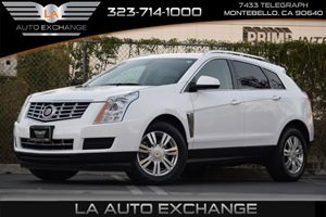 2014 Cadillac SRX 36 Luxury Collection Carfax 1-Owner Audio  AmFm Stereo Audio  Auxiliary Au