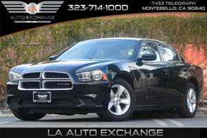 2014 Dodge Charger SE Carfax 1-Owner - No Accidents  Damage Reported to CARFAX Air Conditioning