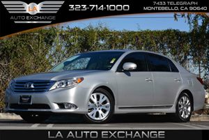 2011 Toyota Avalon  Carfax Report Air Conditioning  AC Audio  AmFm Stereo Audio  Cd Player