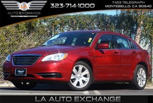 2012 Chrysler 200 LX Carfax Report - No Accidents  Damage Reported to CARFAX 140-Amp Alternator