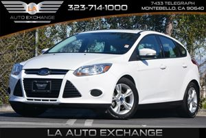 2014 Ford Focus SE Carfax Report - No Accidents  Damage Reported to CARFAX Audio  Mp3 Player C