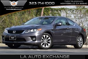 2013 Honda Accord Cpe EX-L Carfax Report - No Accidents  Damage Reported to CARFAX 4-Wheel Anti-