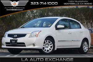 2012 Nissan Sentra 20 S Carfax Report - No Accidents  Damage Reported to CARFAX Active Adjustab