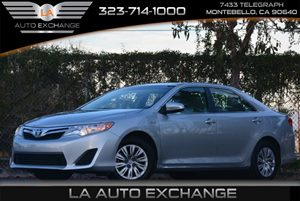 2013 Toyota Camry Hybrid LE Carfax Report - No Accidents  Damage Reported to CARFAX Air Conditio