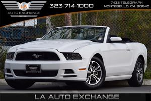 2014 Ford Mustang V6 Carfax 1-Owner - No Accidents  Damage Reported to CARFAX Air Conditioning