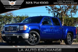 2013 GMC Sierra 1500 SL Carfax 1-Owner - No Accidents  Damage Reported to CARFAX Air Conditionin