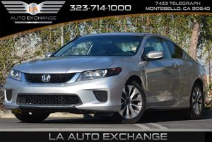 2013 Honda Accord Sdn LX Carfax 1-Owner 4-Wheel Anti-Lock Brake System Abs WElectronic Brake D