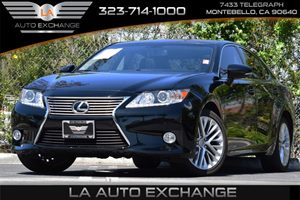 2013 Lexus ES 350  Carfax 1-Owner - No Accidents  Damage Reported to CARFAX 4-Wheel Anti-Lock Br
