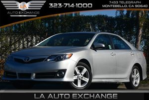 2013 Toyota Camry SE Carfax 1-Owner 4-Wheel Anti-Lock Brake System -Inc Electronic Brake-Force D