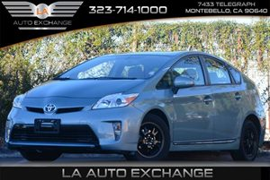2012 Toyota Prius Two Carfax 1-Owner - No Accidents  Damage Reported to CARFAX Audio  AmFm Ste