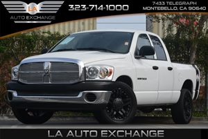 2007 Dodge Ram 1500 FLEX FUEL SUPER BEE Carfax Report 136-Amp Alternator 63 Cargo Box Audio