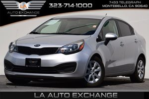 2014 Kia Rio GDI Carfax 1-Owner 90 Amp Alternator Air Conditioning  AC Audio  AmFm Stereo