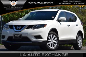 2015 Nissan Rogue S Carfax 1-Owner - No Accidents  Damage Reported to CARFAX 110 Amp Alternator