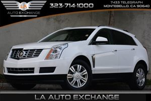 2015 Cadillac SRX Luxury Collection Carfax 1-Owner Air Conditioning  AC Audio  AmFm Stereo