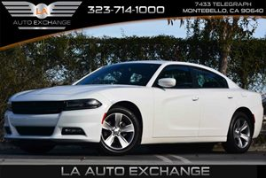 2015 Dodge Charger SXT Carfax 1-Owner - No Accidents  Damage Reported to CARFAX Air Conditioning