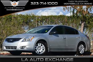 2012 Nissan Altima 25 S Carfax 1-Owner Audio  AmFm Stereo Audio  Auxiliary Audio Input Conv