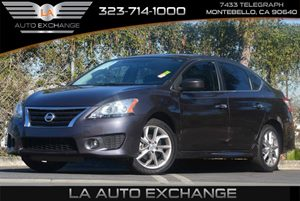 2013 Nissan Sentra SR Carfax 1-Owner - No Accidents  Damage Reported to CARFAX Air Conditioning